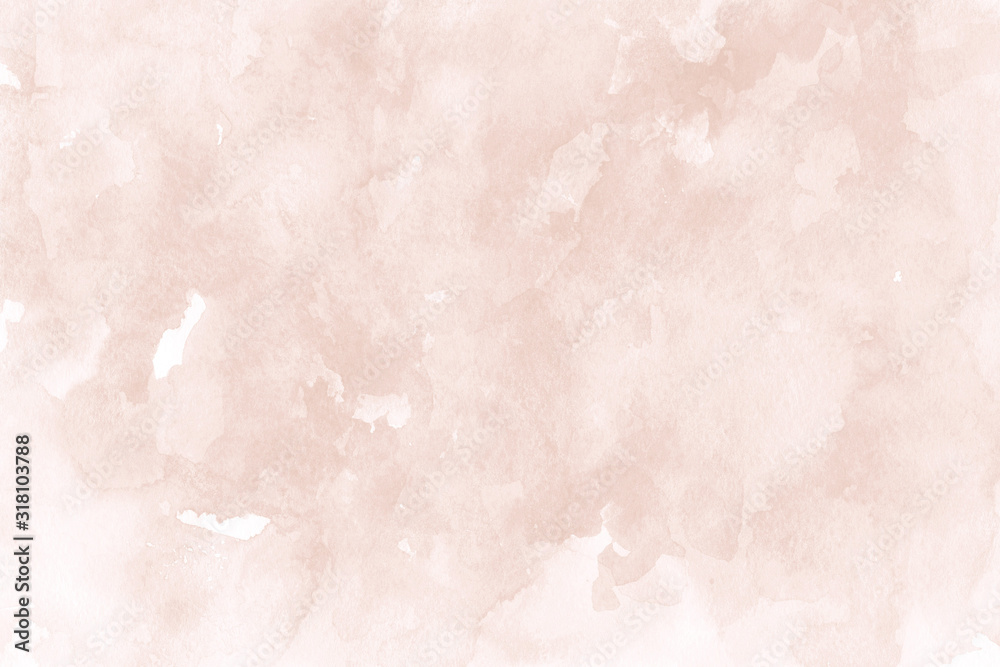 pink pastel watercolor and marble texture pattern with high resolution beautiful abstract background <span>plik: #318103788 | autor: Integral</span>