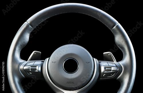 Tablou Canvas Modern car interior