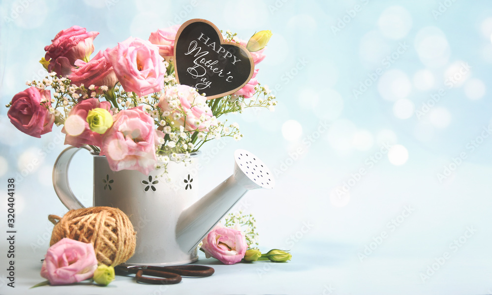 Spring fresh flowers <span>plik: #320404138 | autor: Morgan Studio</span>