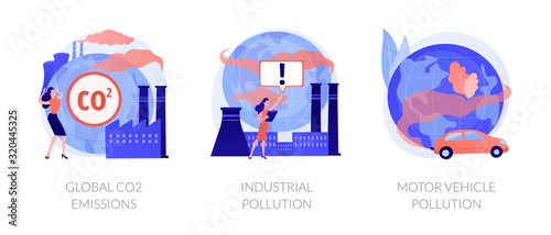 Foto Plant and factory harm