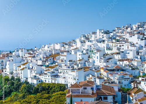 Wallpaper Mural Village of Torrox, Andalusia, Spain