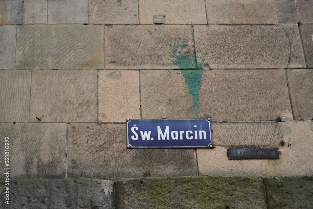 Poznań, ul. Święty Marcin <span>plik: #321816972   autor: Marta</span>