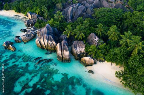 Fotografia La Digue, seychelles