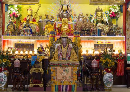 Fotografija Tibetan shrine, Singapore