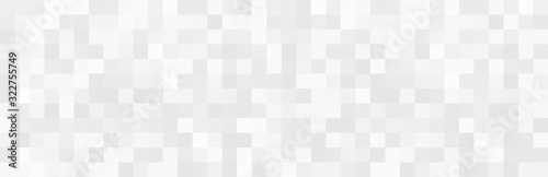 White grey rectangle square abstract background pattern. Vector for presentation design. Suit for business, corporate, institution, party, festive, seminar, and talks.