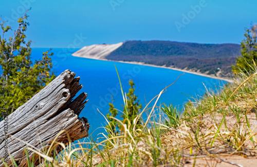 Photo Sleeping Bear Sand Dunes National Lake Shore