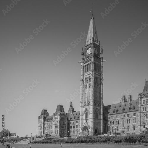 Regierungsviertel in Ottawa