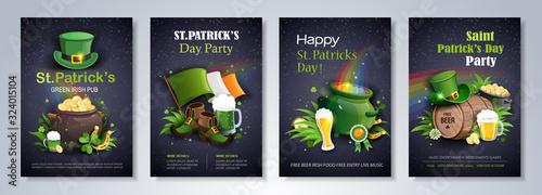 Fotografia St. Patrick's Day Traditions and Symbols