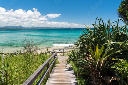 Fotografie, Tablou Amazing  Byron Bay, Australia