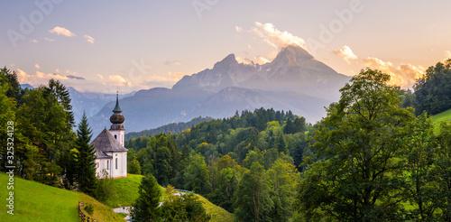 Fotomural Kirche Maria Gern in Bayern