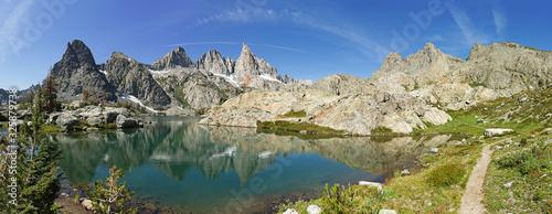 Photo Minaret Lake Panorama