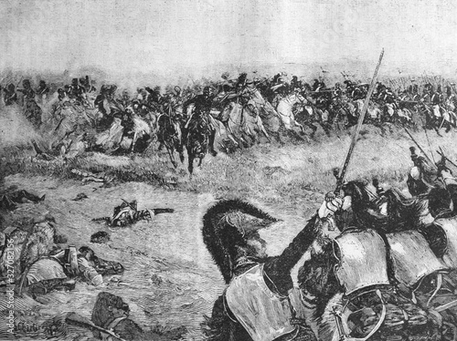 Canvas Print Waterloo