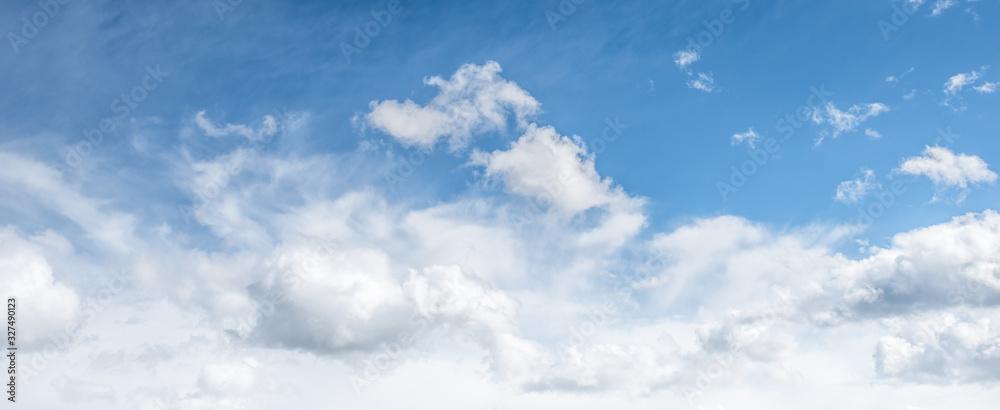 Sky clouds art sunrise background <span>plik: #327490123 | autor: 1xpert</span>