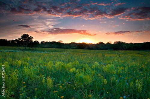 Valokuva Prairie Dusk