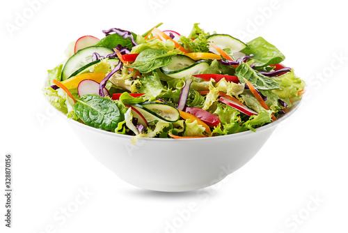 Photo Salad mix