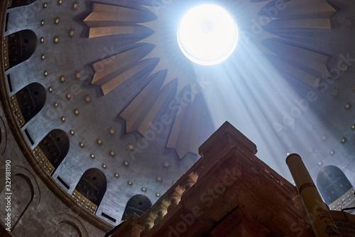 Carta da parati Church of the Holy Sepulcher