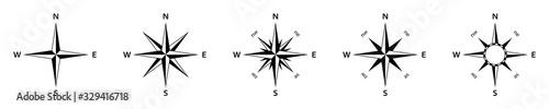 Fotografie, Obraz The cardinal points icon