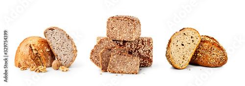 Fotografia Fresh bread collection