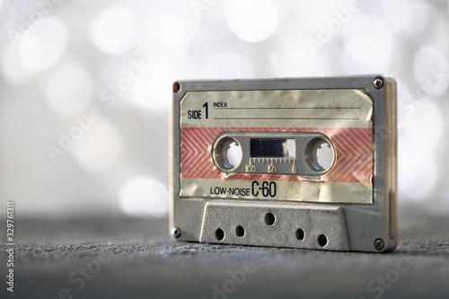 Fotografija Audio cassette tape