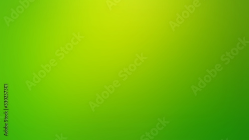 Yellow and Green Defocused Blurred Motion Bright Abstract Background, Widescreen, Horizontal