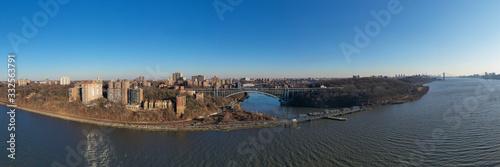 Fotografia, Obraz Henry Hudson Bridge - New York City