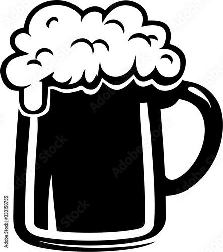 Photographie BEER SVG, alcohol svg, beer mug svg, drinking svg, drink svg, beer cut file, bee