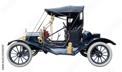 Canvas Print Vintage Ford Model T Automobile