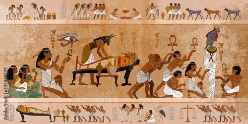 Fotografia, Obraz Ancient Egypt