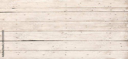 Fotografie, Obraz freshly painted white wooden surface
