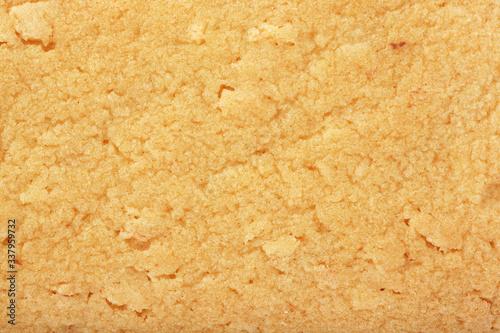 Stampa su Tela Cookie texture / baked