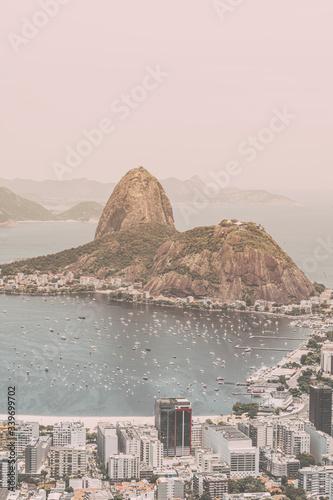 Photo Sunset at Rio de Janeiro