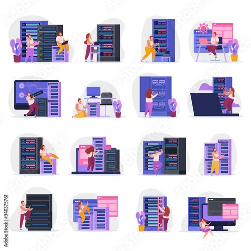 Fotografia System Administrator Icons