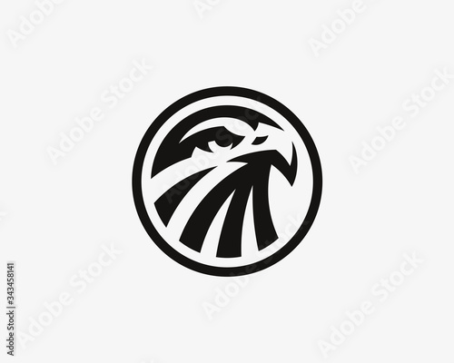 Fotografia Eagle logo