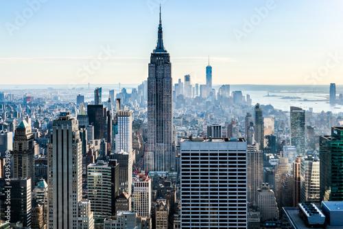 Foto Murales Skyscrapers In New York City