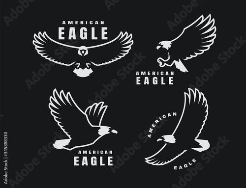 Photo Set of logos