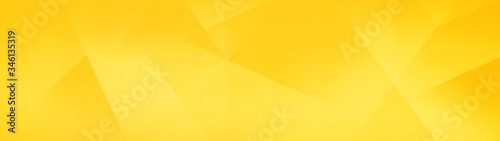 Light yellow wide banner background
