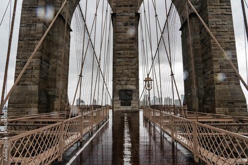 Fotografia Brooklyn bridge