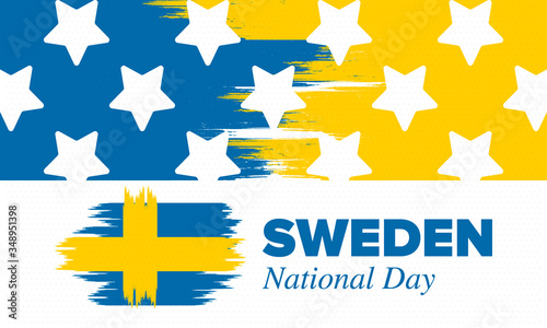 Photo Sweden National Day