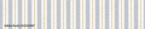 Valokuva Seamless french farmhouse stripe border pattern