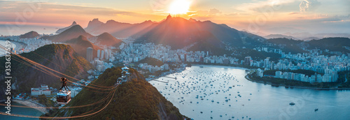 Wallpaper Mural Rio De Janeiro, Brazil
