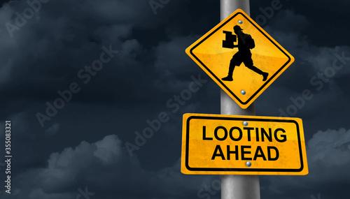 Photo Looting