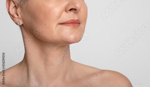 Fotografie, Obraz Skin Lifting