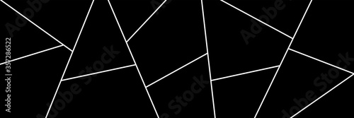 Fotografia, Obraz Creative vector Template Collage. Frames for photo.