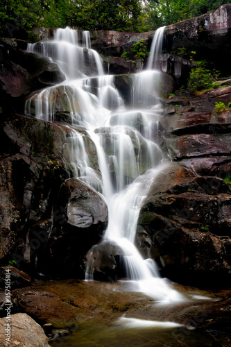Fototapeta Ramsey Cascades in Smoky Mountain National Park
