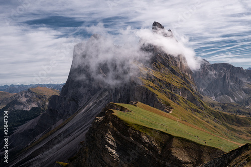 Fototapeta Dolomites Alps