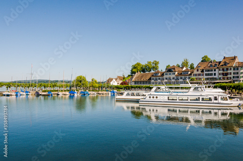 Photographie Rapperswil, Zürichsee, Schloss, Seeufer, Bühlerallee, Curtiplatz, Kapuzinerklost