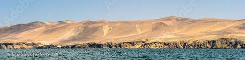 Fotografia It's Ballestas islands, Peru South America