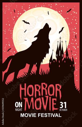 Photo Horror movie festival