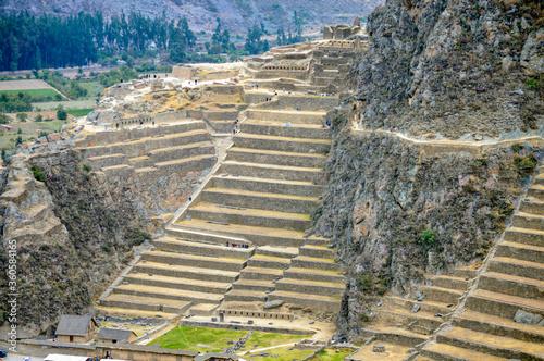 Canvas Print Sacred Valley Peru