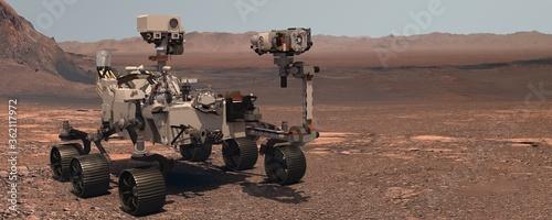 Fotografia Mars